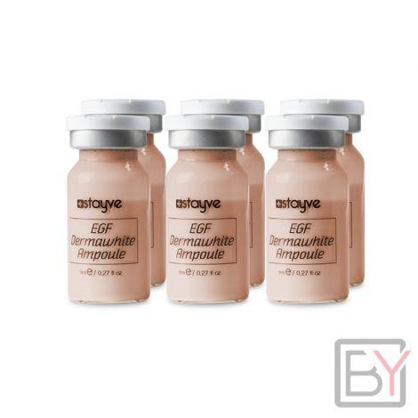 6er-Set - Stayve Dermawhite BB Glow Serum Nr.1-2 Light Rose