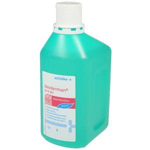 Desderman® pure gel 1 Liter - Händedesinfektion