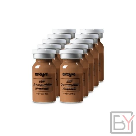 10er-Set - Stayve Dermawhite BB Glow Serum Nr.3-2 Deep Plus