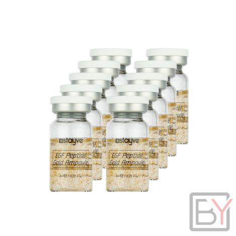 10er-Set - Stayve EGF Gold Peptid Ampulle