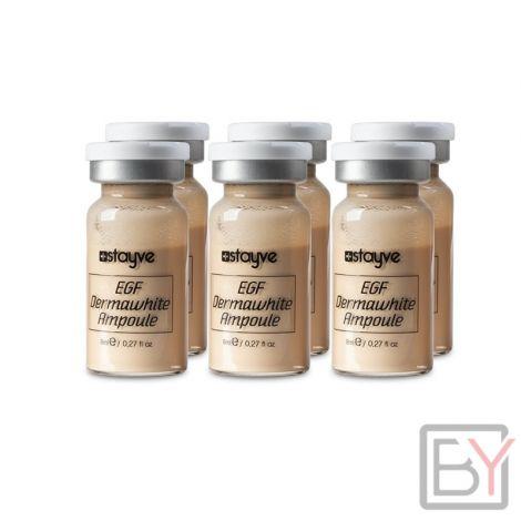 6er-Set - Stayve Dermawhite BB Glow Serum Nr.2 Medium