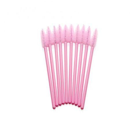 Mascarabürsten - weiches rosa