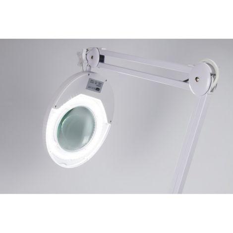 Kosmetiklupe mit LED-Birne ohne Ständer