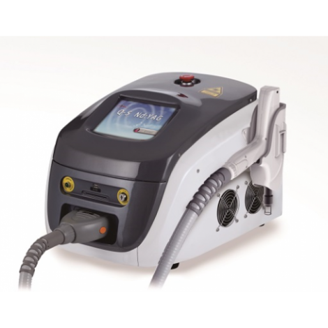CARBON LIGHT 5XD – ND Yag Laser