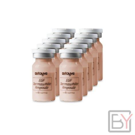 10er-Set - Stayve Dermawhite BB Glow Serum Nr.1-2 Light Rose