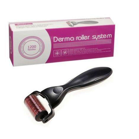 Body Derma Roller 1.0mm - 1200 Nadeln