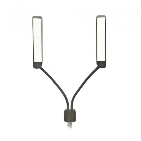 Luxus Salonlampe - schwarz
