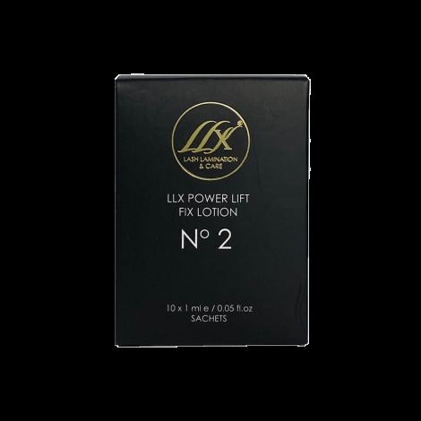 LLX Power Lift Lotion Nr.2 - Sachets