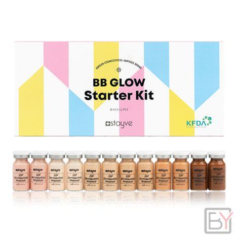 Stayve BB Glow Serum Starter Kit 12er Mix à 8ml